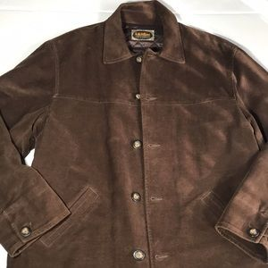 RM WILLAMS brown Jacket Size XL